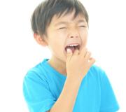 子供の歯とう蝕(虫歯)