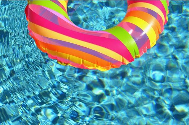 夏のプールにご注意!子どもの皮膚感染症